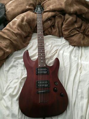 Schecter Omen-6 electric guitar for Sale in Manassas, VA