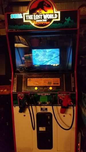 The Lost World Jurassic Park Arcade Game for Sale in Glendale, AZ