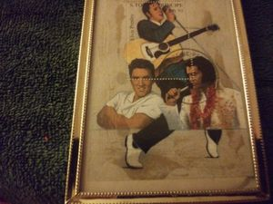 5by7 of various ELVIS Presley pics. for Sale in Montrose, PA