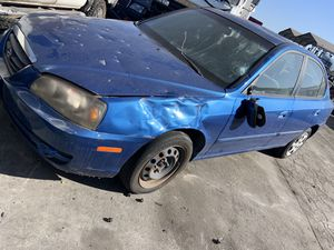 Parting out 2005 Hyundai Accent for Sale in Duarte, CA
