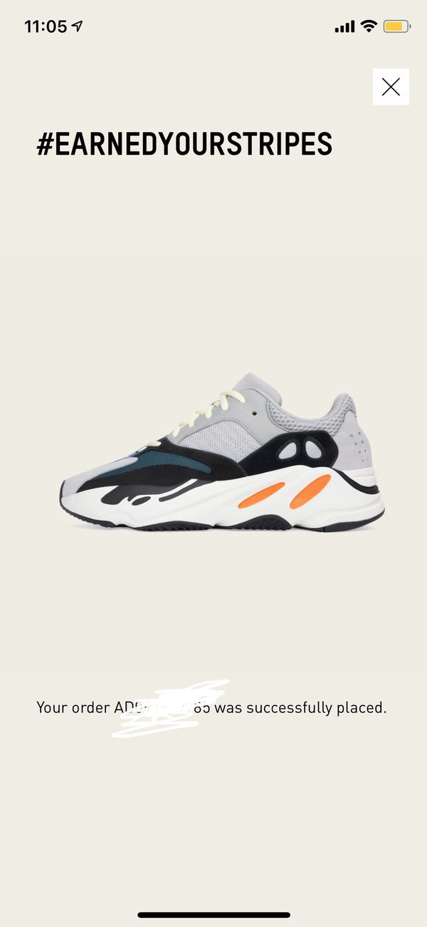 Yeezy boost 700 Wave runner size 9