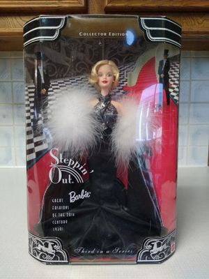 Steppin out collector's edition Barbie doll. Fashion of the 1920s. New in box for Sale in Richardson, TX