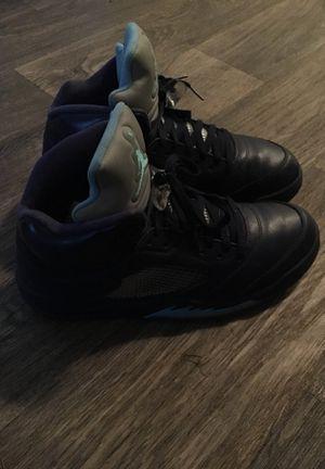 big sale 5ac00 5b3fe Jordan Retro 5- Size 12 for Sale in Jacksonville, FL