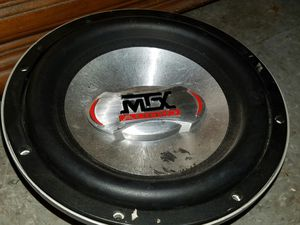 10 inch subwoofer speaker for Sale in District Heights, MD