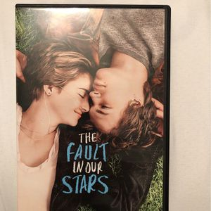 The Fault In Our Stars DVD for Sale in Reedley, CA