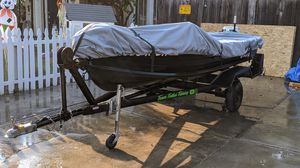 1968 14' StarCraft Aluminum boat, custom trailer and 9.5hp Evinrude for Sale in San Jose, CA