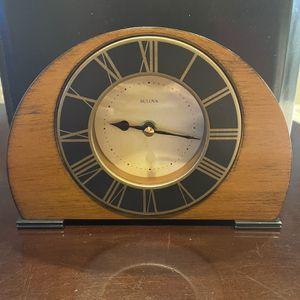 Bulova Retro Clock for Sale in Alexandria, VA