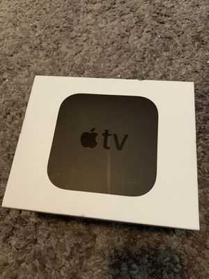 Apple TV 32 GB - Like New for Sale in Auburn, WA