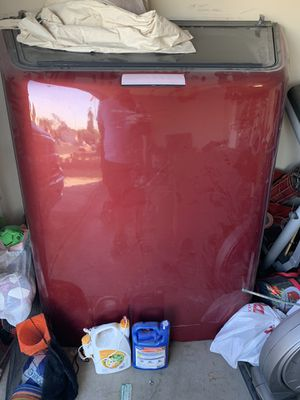 Shell camper for toyota tacoma 02-06 for Sale in Las Vegas, NV