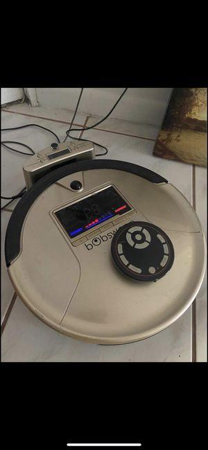 Robotic vacuum bObsweep for Sale in Sunrise, FL