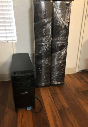 Speakers infinity's n surround base Bose for Sale in Chula Vista, CA