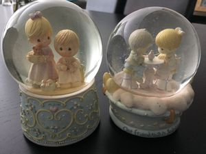 Precious Moments Water Globe(s) for Sale in San Jose, CA