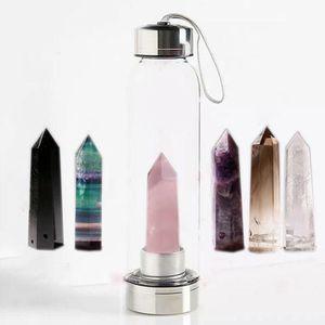Healing Crystal Bottle for Sale in San Bernardino, CA