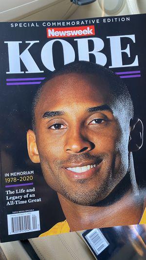 Kobe Bryant - Newsweek Magazine for Sale in Garden Grove, CA