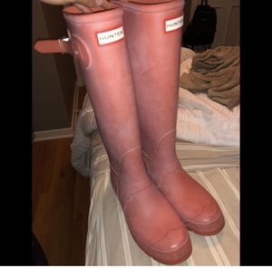 Hunter rain boots for Sale in Penn Hills, PA