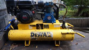 DeWalt Emglo Gas Air Compressor for Sale in Bonney Lake, WA