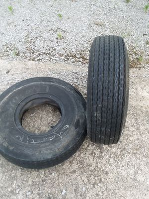 4 trailer tires 6.909 {contact randy) for Sale in Columbia City, IN