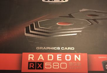 XFX RX580 8GB XXX Edition for Sale in Cawood,  KY