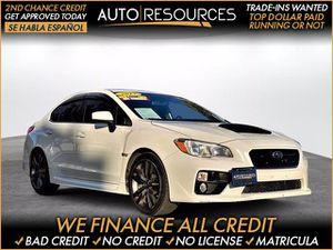 2017 Subaru Wrx for Sale in Merced, CA