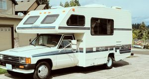 1989 Toyota Spirit 19 Foot Micro-Mini RV for Sale in Indianapolis, IN