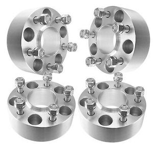 Set of 4. 2 inch 5x5 wheel spacers hub centric were on jeep. 2 days for Sale in North Providence, RI