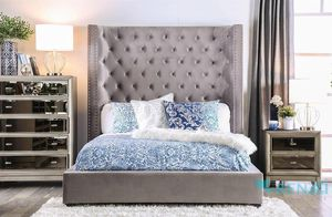 |<❈>| / King Bed frame $999 Luxury Collection for Sale in Miami, FL