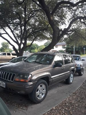 2001 Jeep Cherokee for Sale in San Antonio, TX