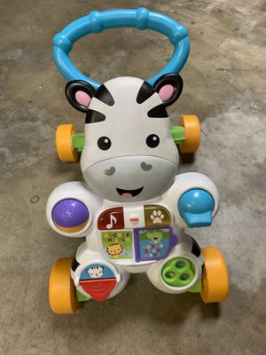 Baby walker toy in really good condition, selling it for $15 for Sale in Cypress, CA