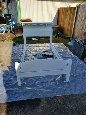 Antique twin bed frame for Sale in Hillsboro, OR