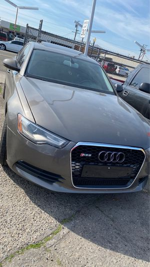 2012 Audi A6 for Sale in Fresno, CA