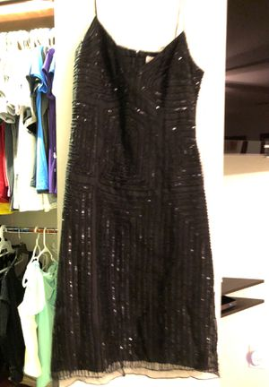 Black Cache Dress size 4 elegant night event party cocktail dress prom wedding for Sale in Miami, FL