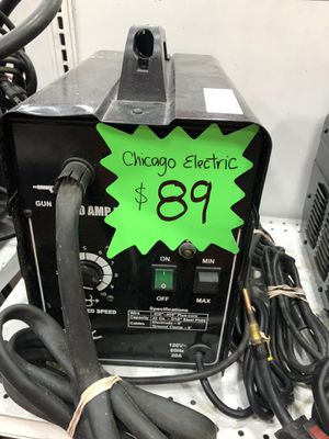 Chicago electric welder for Sale in Houston, TX