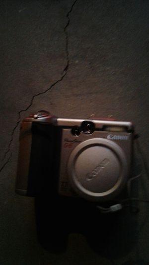 PowerShot g6 camera for Sale in Wichita, KS