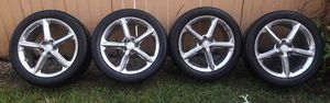 saturn sky 4 rims 5x112 and free tires for Sale in Miami, FL