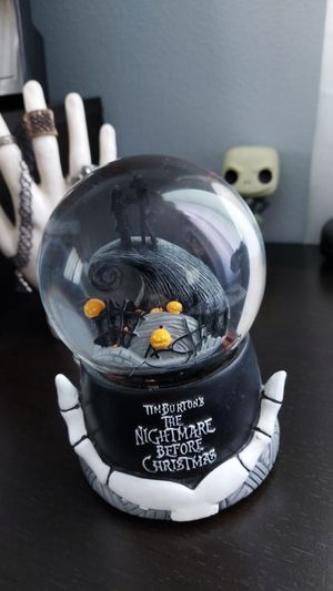 Nightmare Before Christmas Musical Snow Globe for Sale in Wilmington, CA