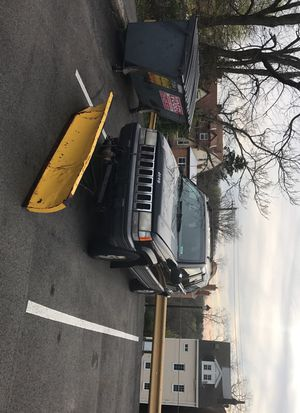 Jeep with plow for Sale in Pittsburgh, PA