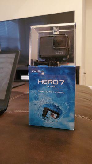 GoPro Hero7 Silver for Sale in Tampa, FL
