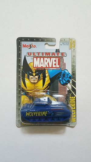 I asked to Ultimate Marvel Wolverine series 1 # 4 for Sale in Kissimmee, FL