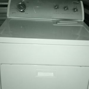 Heavy Duty Whirlpool Dryer Electric for Sale in Columbus, GA