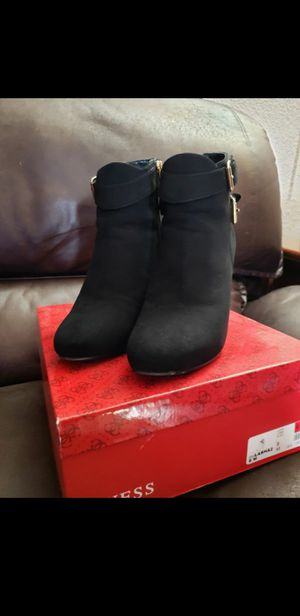 Women's Guess Dress Boots and Women's Comfort Plus by Prediction Shoes for Sale in Stockton, CA