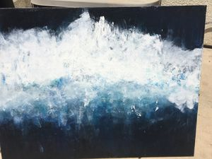 Ocean Painting for Sale in San Francisco, CA