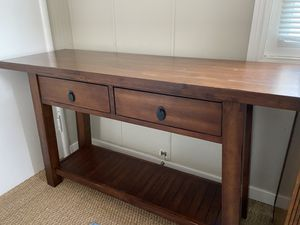 World market console table for Sale in Greenbrae, CA