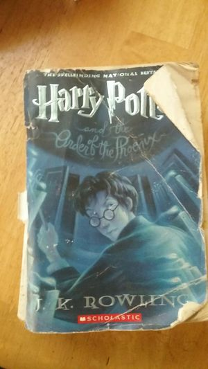 Harry Potter: Order of the Phoenix (Yr 5) for Sale in Burlington, VT