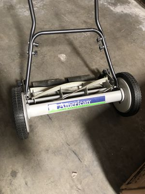 American Lawn Mower Gardening Company - USED for Sale in East Los Angeles, CA