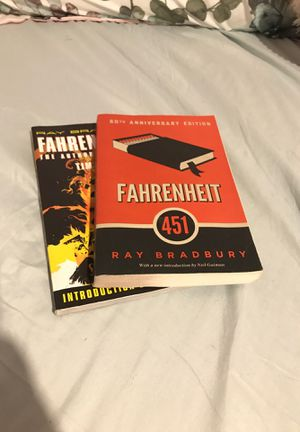 Fahrenheit books for Sale in Bridgeport, CT