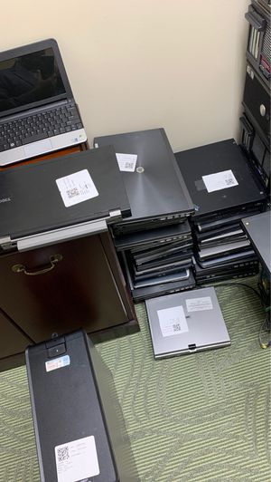 Lot of 30 Laptops and 58 cpu for sale for Sale in Hyattsville, MD