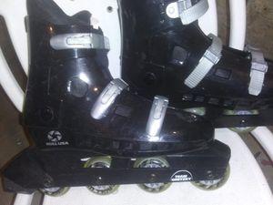 Team gretsky size 11 rollerblades for Sale in Keokuk, IA