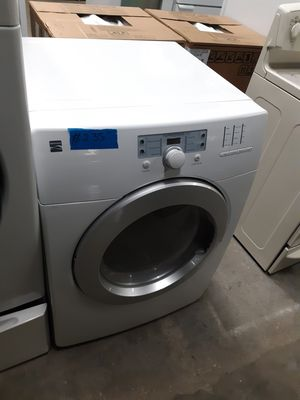KENMORE FRONT LOAD ELECTRIC DRYER WITH 4 MONTHS WARRANTY for Sale in Baltimore, MD