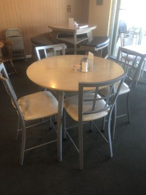 Restaurant tables/ dining room for Sale in Boynton Beach, FL