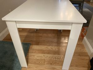 Small White Kitchen Table for Sale in Herndon, VA